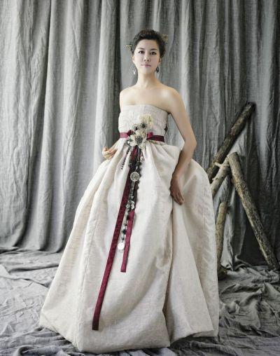 17 Best ideas about Korean Wedding Dresses on Pinterest ...