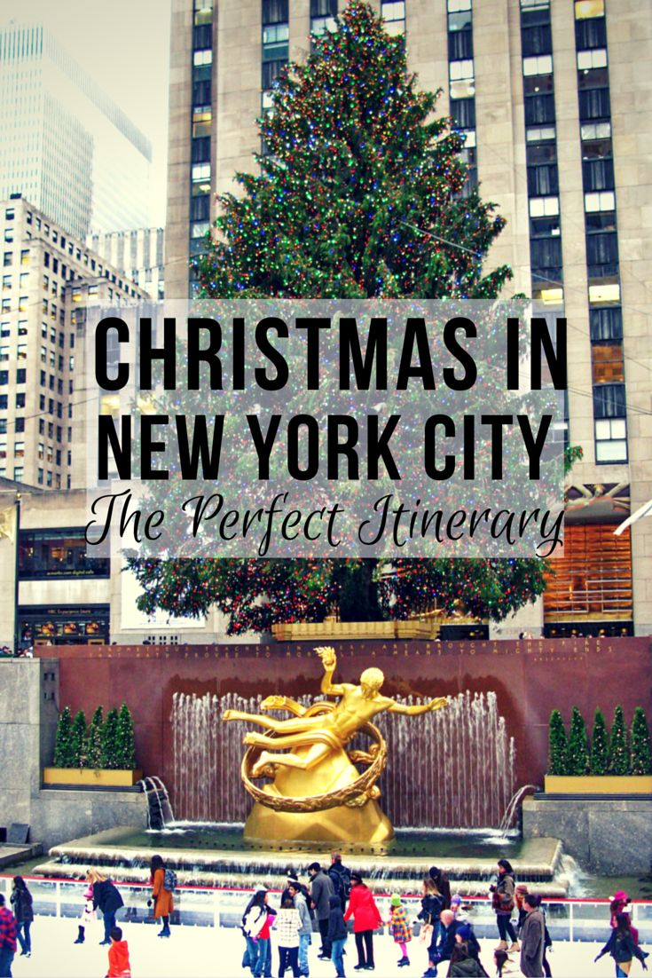 What To Do In New York Christmas 2018 images