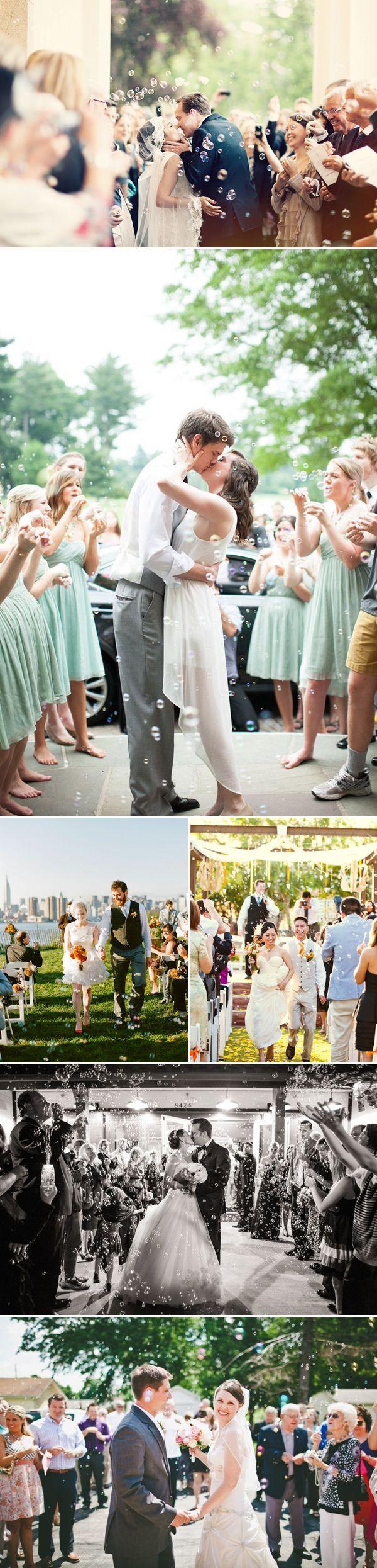 wedding send off wedding send off ideas 30 Creative and Fun Wedding Exit Ideas Wedding Send OffWedding
