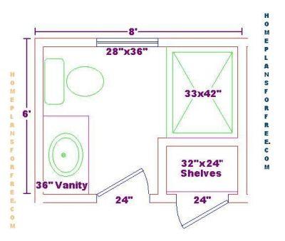 pinterest bathroom floor plans | ... Bathroom-Design-Ideas ...
