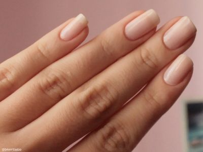 lemon for your nails and hair