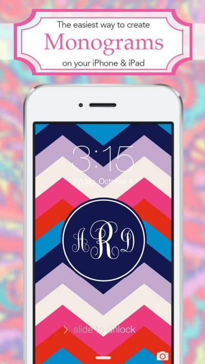 17 Best ideas about Monogram Wallpaper on Pinterest | Diy monogram, Fourth circuit and Monogram ...