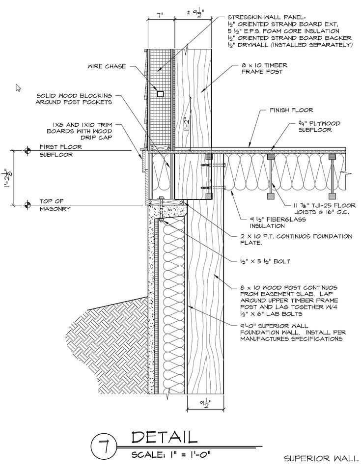 Fine Architecture Drawing Png Timberframeandsuperiorwalldetailpng 8621131 To Decorating Ideas