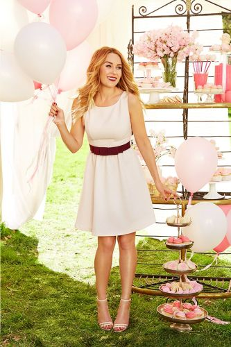 lc lauren conrad kohls wedding dresses From cute one bite cupcakes to pretty party dresses pink is always a