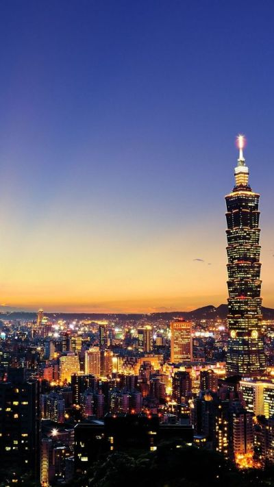 Taipei iPhone 6 Wallpaper 31206 - City iPhone 6 Wallpapers | 2014 I love these iphone 6 ...