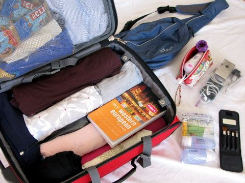 Best write up I have found on packing. Great article about packing a carry on. Plus a 3-page checklist to print.: