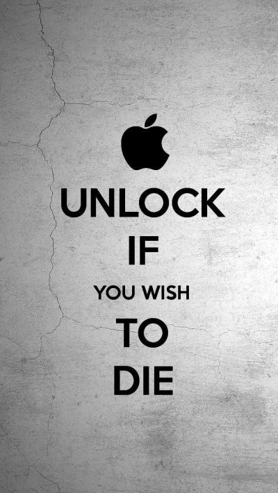 Funny iphone wallpapers background lock screens... IF YOU WISH TO DIE | Pinterest | Awesome ...