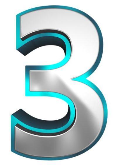 19 best images about Font Number on Pinterest | Blue, Nine d'urso and Deco