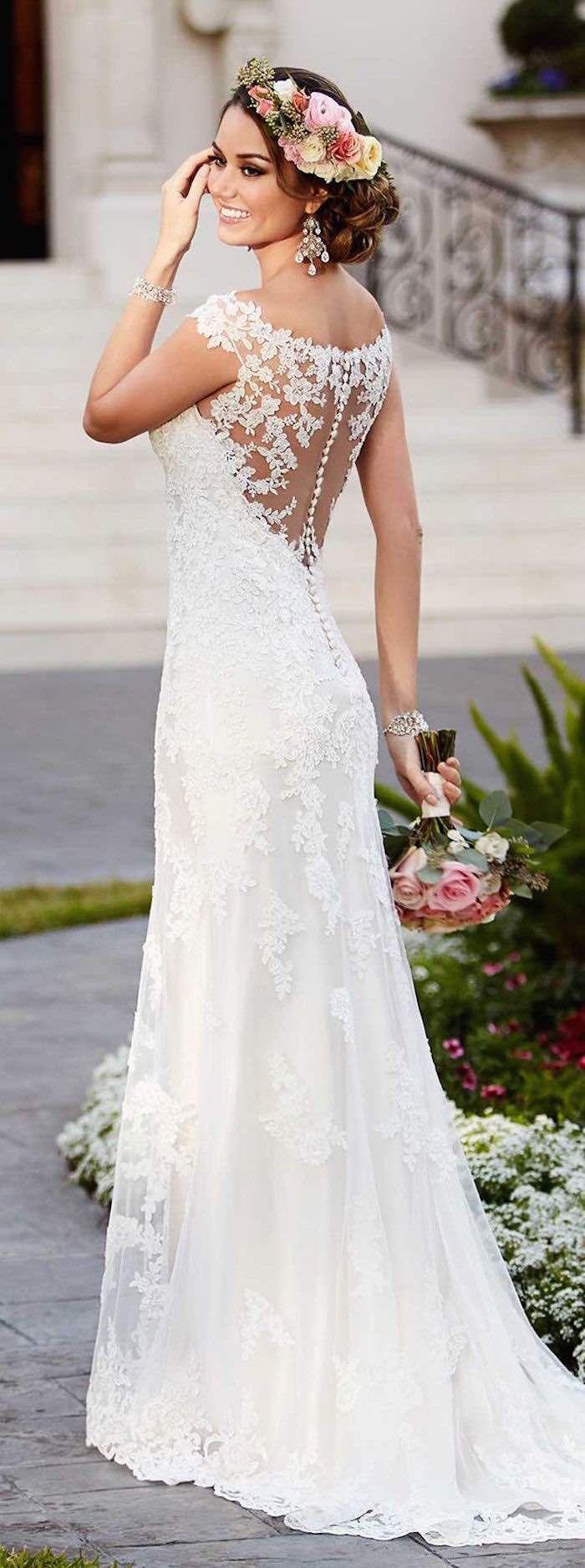 stella york wedding gowns Stella York lace wedding dress