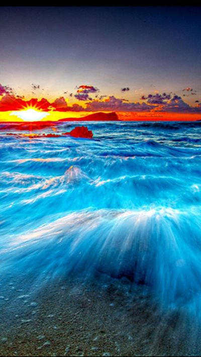 Stunning Ocean Pictures iPhone 6 Plus Wallpaper 30340 - Landscape iPhone 6 Plus Wallpapers ...