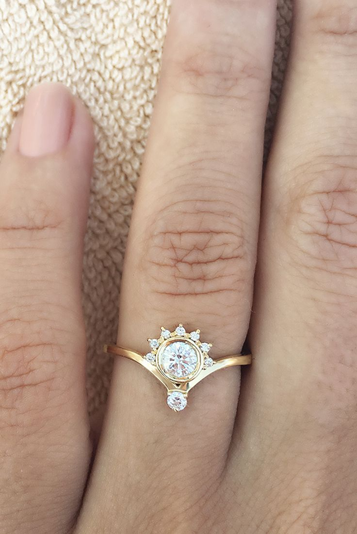 engagement rings unique pics of wedding rings 25 Best Ideas about Engagement Rings Unique on Pinterest Unique wedding rings Wedding ring and Love shape