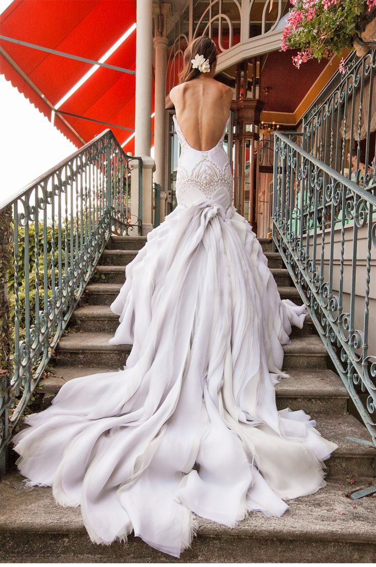 fantasy wedding dresses luxury wedding dresses Our Muse Luxurious Lake Como Italy Wedding Be inspired by Margie Ryan s