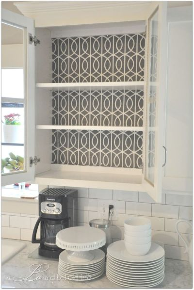 Best 25+ Wallpaper cabinets ideas on Pinterest