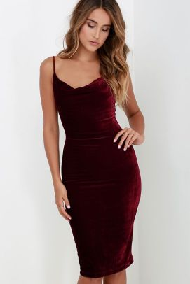 Image result for holiday cut out dresses at the waist