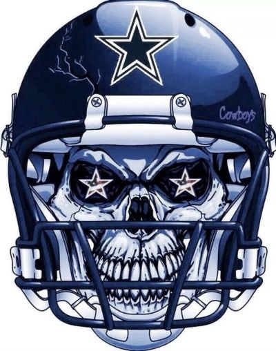 Dallas Cowboys Skull | DCFAN4LIFE | Pinterest | Dallas cowboys, America and Skulls