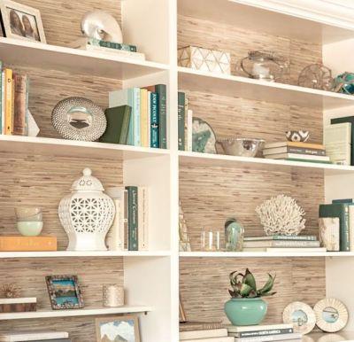 25+ Best Ideas about Wallpaper Shelves on Pinterest | Diy ...