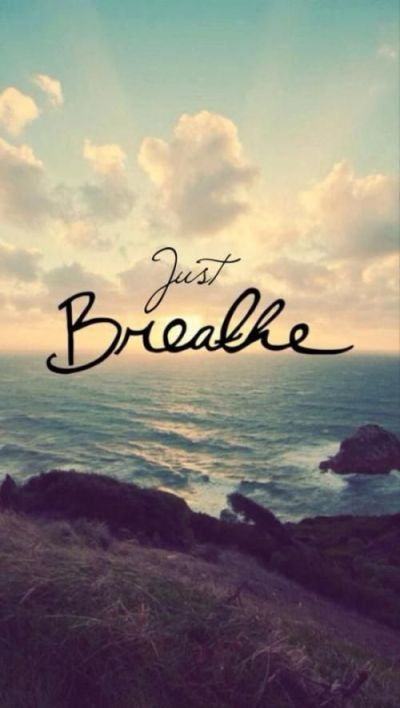 A Life-saving, Anxiety-calming, Refreshing Solution...that we so often forget... | inspirational ...