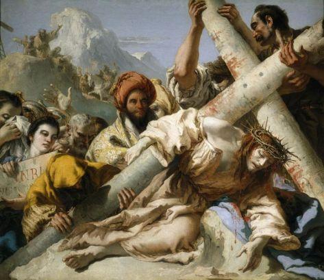 Resultado de imagen de cuadros religiosos el greco