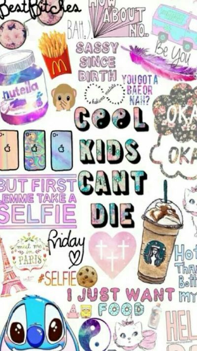 Cool kids cant die | kiis me | Pinterest | Cant, Kid and Wallpapers