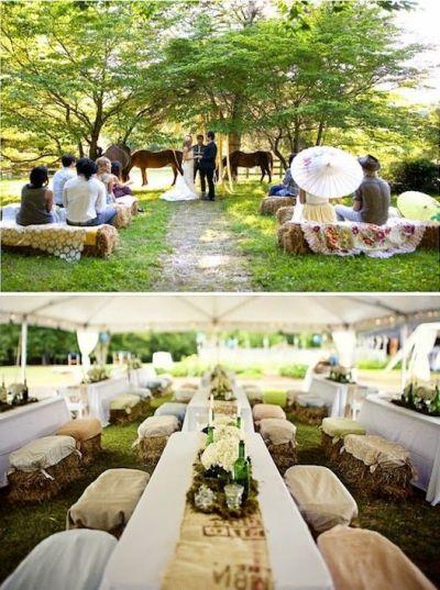 Rustic Outdoor Wedding Ideas | http ...
