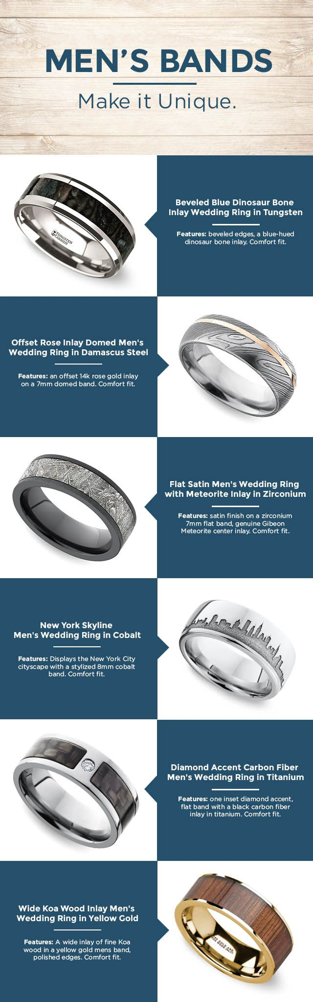 men wedding bands dinosaur wedding band 25 Best Ideas about Men Wedding Bands on Pinterest Tungsten mens rings Groom ring and Mens wedding rings tungsten