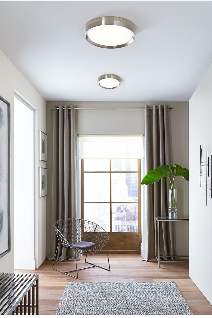 flush mount lighting flush mount kitchen lighting Sophisticated yet simple the Bespin flush mount ceiling light from Tech Lighting features a smoothly
