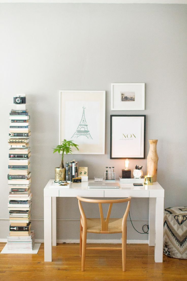 thatu0027s a tall stack of booksjenga anyone modern home office design displaying g