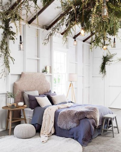 Only best 25+ ideas about Nature Inspired Bedroom on Pinterest | Bedroom themes, Plants indoor ...