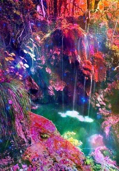 Trippy dope waterfall | A Total Mind Fuck | Pinterest | Trippy and Psychedelic