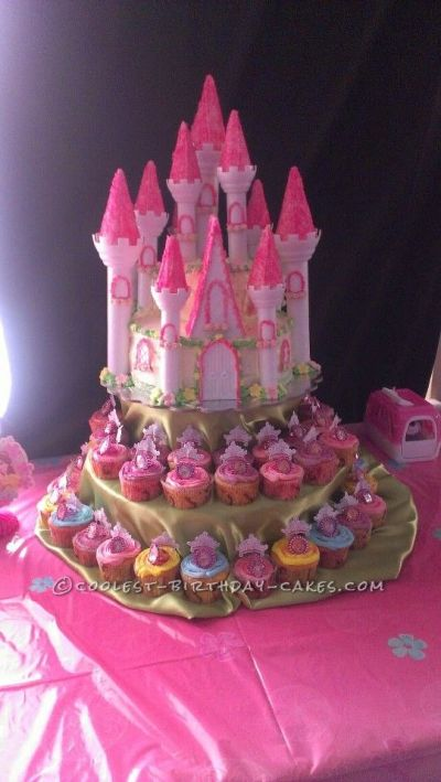 278 best images about Princess Cakes on Pinterest