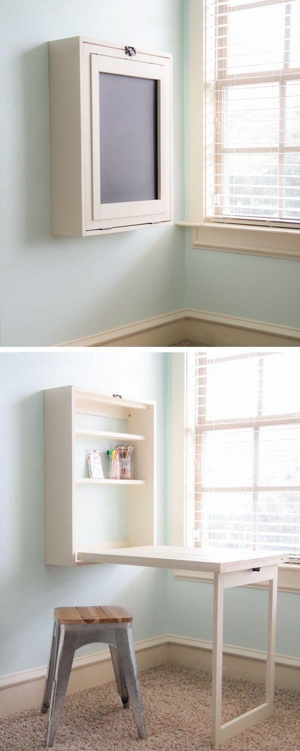 laundry folding tables murphy kitchen table 10 Modest Kitchen area Organization And DIY Storage Ideas 1