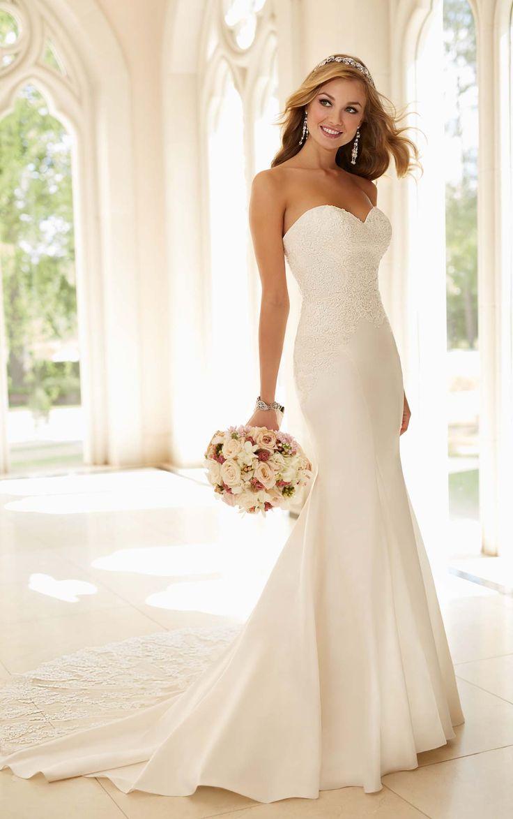 sophisticated wedding dresses wedding dresse Dolce Fit and Flare Dress