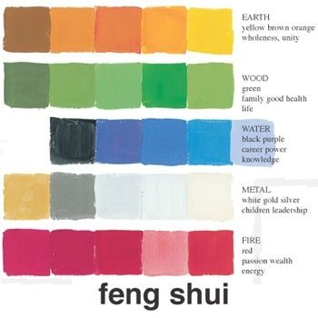 feng shui tips on color schemes office colors include r