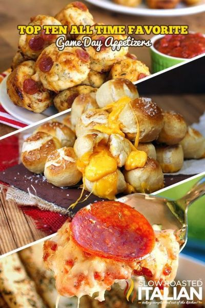Game day appetizers, Time games and Appetizers on Pinterest