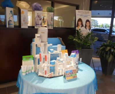 1000+ images about Rodan & Fields Display Ideas on Pinterest | What would, The box and Rodan and ...