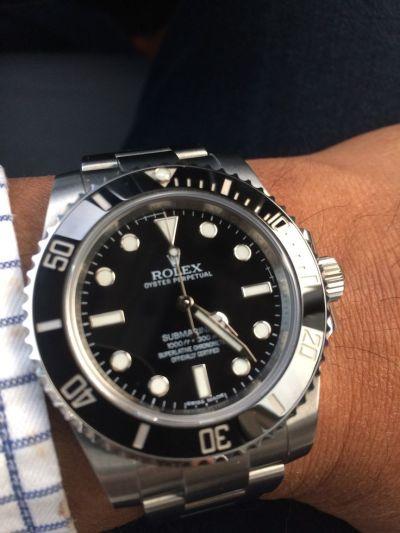 25+ best Rolex submariner no date ideas on Pinterest | Rolex submariner, Rolex submariner date ...
