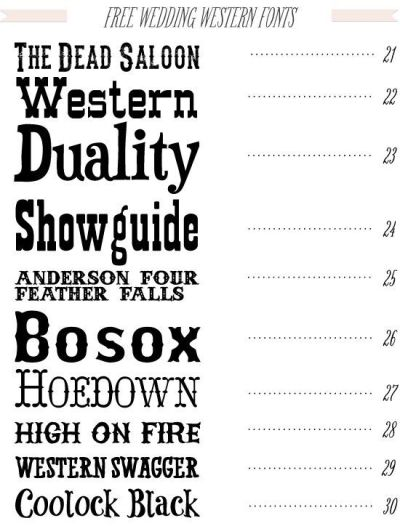 25+ best ideas about Western fonts on Pinterest | Circus ...