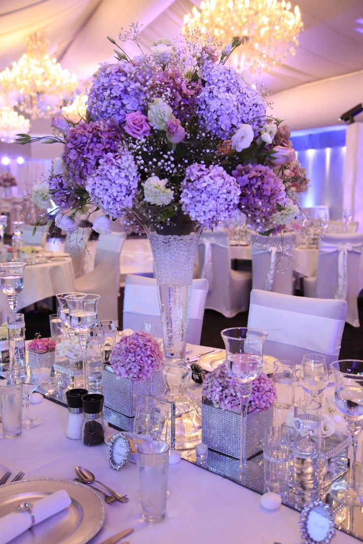 purple wedding decorations wedding decoration Wedding Decoration Brisbane All About Venues Pink Wedding Centrepiece