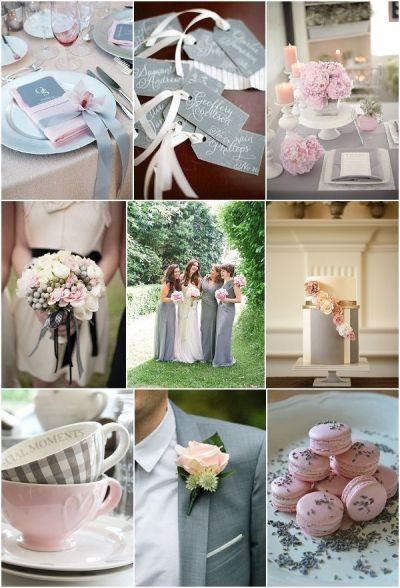 17 Best ideas about Pink Grey Wedding on Pinterest | Pink ...