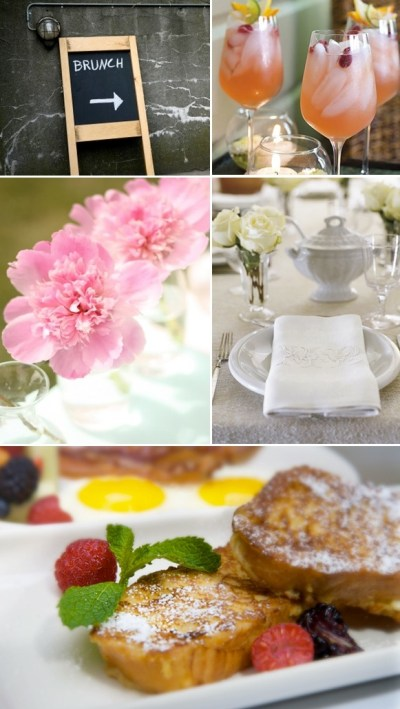 Bridal shower brunch | Here Comes the Bride's Sister (The ...