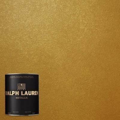 Ralph Lauren 1-qt. Parlor Gold Metallic Specialty Finish ...