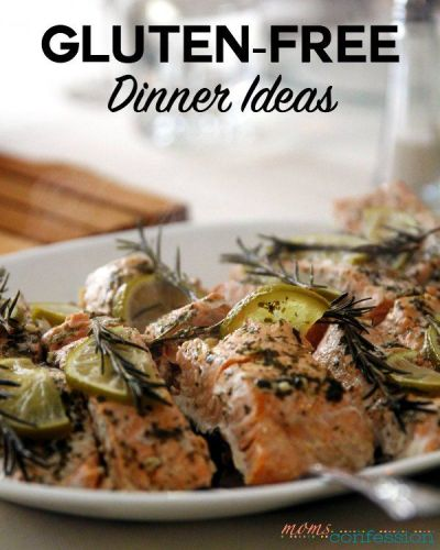 37 best images about Gluten Free Dinner Recipes on Pinterest | Healthy dinner recipes, Baked ...