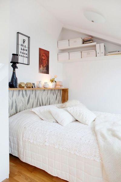 17 Best ideas about Wallpaper Headboard on Pinterest | Textured wallpaper ideas, Apartment ...