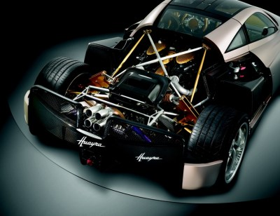 Pagani Huayra Engine Bay #Car | Cars | Pinterest | Cars, Engine and Bays