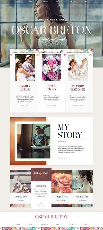 1000+ ideas about Wedding Website Design on Pinterest ...