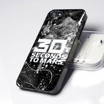 Wallpaper 30 Seconds To Mars design for iPhone 5 Case | Pinterest | Shops, Mars and I love