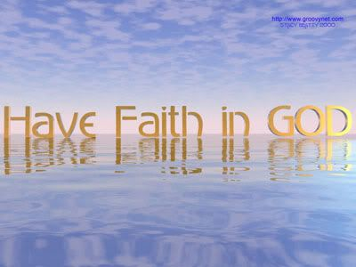 Have Faith In GOD Wallpaper, Background, Theme, Desktop | ALPHA THE OMEGA 1 | Pinterest ...