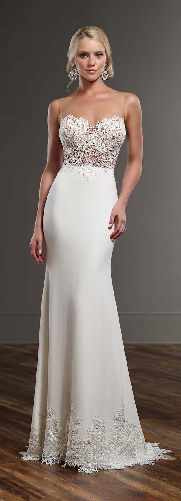 women's bodice best wedding dress Best Wedding Dresses of