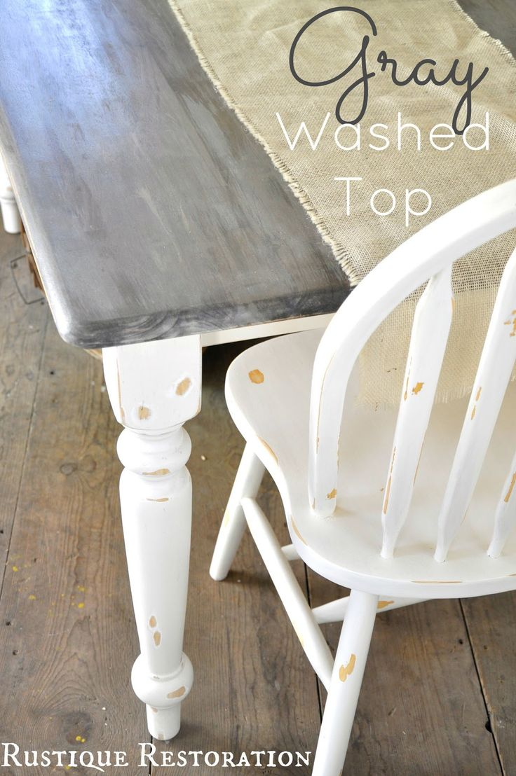 grey table gray kitchen table 25 Best Ideas about Grey Table on Pinterest Grey stained wood table Grey stain and Grey house furniture