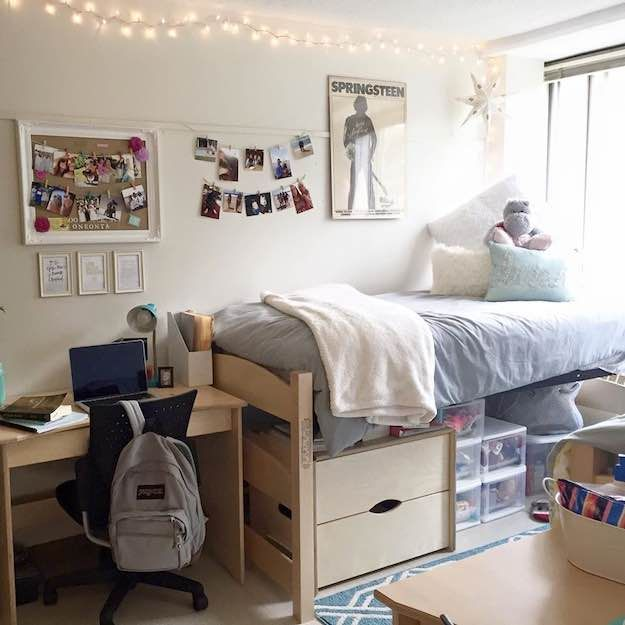 added storage dorm room ideas steal the styles of these dreamy rooms furniture